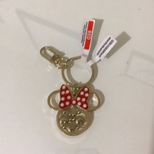 Minnie Mouse Disney keychain